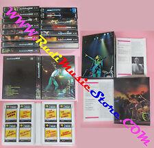FASCICOLI+100 MC LA GRANDE STORIA DEL ROCK 1/100 raccolta completa no cd lp dvd