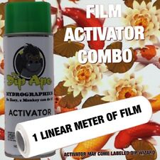 Koi Pond Fish Dip Ape Activator Film Combo Hydrographic Water Transfer