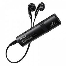 Sony NWZ-B183F Walkman MP3 Player 4 GB Black FM Tuner