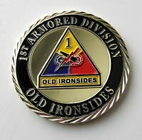 US ARMY 2ND INFANTRY DIVISION CHALLENGE COIN 1.6 INCHES PATRIOTIC SERIES NEW