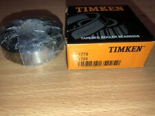 1779 1729 Timken boxed Imperial Taper Roller Bearing (W5C)