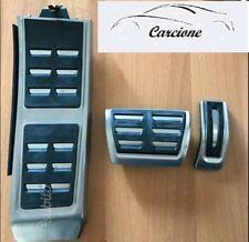 Pedaliera sportiva AUDI A4 A5 A6 A7 Q5 S4 S5 S6 Cambio automatico pedali