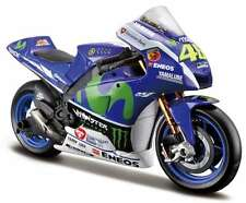 MAISTO 31408 YAMAHA M1 model motorbike Valentino Rossi MotoGP 2016 1:10th scale