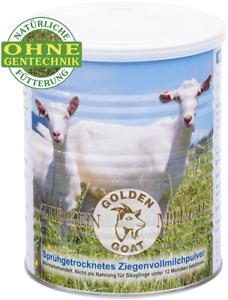Ziegenmilch - Pulver Golden Goat 400g