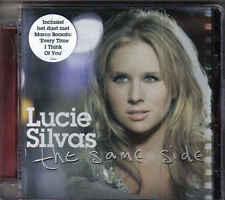 Lucie Silvas-The Same Side cd album