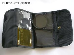 KOOD 4 POCKET FILTER WALLET FOR UP TO 62MM FILTERS OR 2X COKIN A SERIES