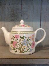 "Vintage Sadler ""Mandarin"" Oval Shaped Teapot Large Teapot"
