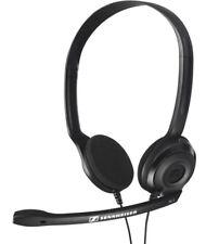 Sennheiser PC 3 Chat Black Headband Headsets for PC