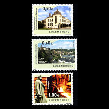 Luxembourg 2005 - Economy & Industry Architecture - Sc 115/60 MNH