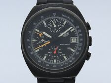 Heuer Lemania Automatic Chronograph Full Steel 510-501