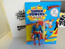DC SUPER POWERS COLLECTION SUPERMAN MATTY COLLECTOR EXCLUSIVE NEW MINT