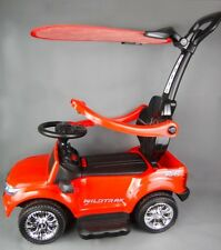 Ford Ranger Kinder Elektro  und Rutschauto mit 6V Elektromotor