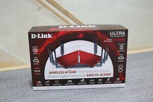D-Link DIR-895L Tri-Band Wireless AC5300 Ultra Gigabit Router