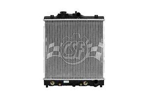CSF 2601 Radiator For 92-00 Honda Civic Civic del Sol