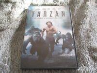 """DVD """"TARZAN - LE FILM"""" Alexander SKARSGARD / David YATES"""