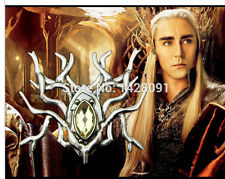 Lord of the Rings The Hobbit Thranduil brooch pin Elven King (NEW) BEST SELLER