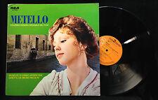 Ennio Morricone/Bruno Nicolai-Metello OST-RCA 10020-JAPAN RARE