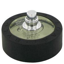 BVLGARI BLACK (Bulgari) by Bvlgari Eau De Toilette Spray (Tester) 2.5 oz for Men