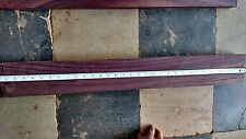"""Indian Rosewood Neck Blank 1 Nos 33""""x4""""x1.25"""""""