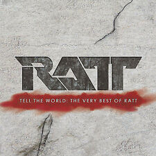 """Tell The World: The Very Best Of Ratt"" (CD, 2007) Brand New"