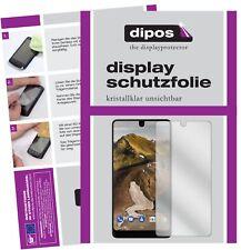 2x Essential Phone Protector de Pantalla protectores transparente dipos