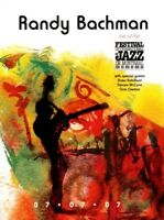 Randy Bachman - Live at the Montreal Jazz Festival [New DVD]