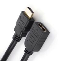 1m/3ft HDMI Cable Extension Male to Female Gold Plated