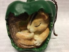 Charming Tails Squirrel In Pepper Ornament