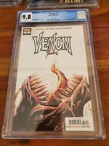 Venom 2018 #3 CGC 9.8 1st Print  1st Knull Cates & Stegman