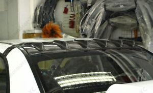CARBON FIBER Vortex Generator For 02-07 Subaru Impreza WRX/STI 7-9th GDA GDB