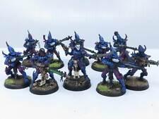 KABALITE WARRIORS x 10  Painted Drukhari Dark Eldar Warhammer 40K Army H5x1