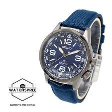 Seiko Prospex Land Automatic Watch Blue 42mm 10 ATM Compass Srpc31k1