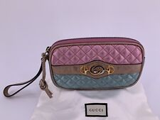 Neu Luxury Original GUCCI Damen Women´s Minitasche Geldbörse-542202-Leder