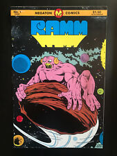 Ramm #1 1987 first printing Megaton comic book 1st appearance of Youngblood