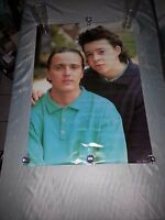 VINTAGE TEARS FOR FEARS  POSTER RARE 1985 ANABAS