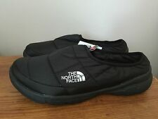 New Authentic Black NORTH FACE Traction Mule Outdoor Slipon Shoes 7 Big Fit 8