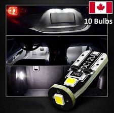 10x T10 Canbus Error Free 194 168 2825 3030 3SMD Auto LED Bright Car Light Bulb