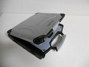Panasonic Rugged Military Toughbook CF-29  80gb Win 7 Pro Office 2007