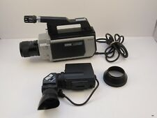 1981 Panasonic Omnipro PK-801 Color Video Camera with View Finder : Untested
