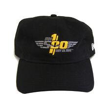 2016 Indianapolis 500 100TH Running Event Collector Hat Cap Black Small - Medium