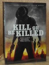 Kill or Be Killed (DVD, 2016) Justin Meeks Paul McCarthy-Boyington Gregory Kelly