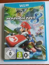 Mariokart 8  Nintendo Wii U Game With Case & Manual PAL Version