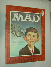 Mad Magazine #30 G+ 1st Alfred E. Neuman cover What me worry?