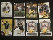 Lot Of 50 Pittsburgh Steelers Cards Plus An Additional 5 Ben Roethlisberger