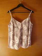 George Multicoloured Sleeveless Top Size 10 *Selling For Charity*