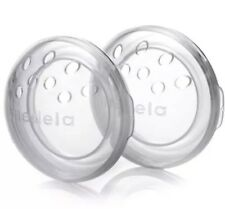 Medela Therashells Thera Shell Breast Feeding Flat Inverted Nipple x 2 #89930