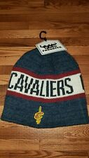 NWT Fan Favorite Blue/Red/White Cleveland Cavaliers Beanie Hat