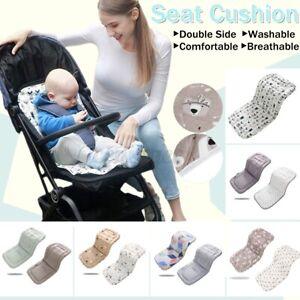 Pram Stroller Baby Car Pushchair Soft Insert Seat Liner Pad Mat Cushion Washable