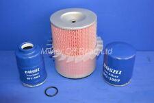 Engine Filter Kit for Mitsubishi L200 K74 2.5D/2.5TD 1/1996-12/2007 4x4
