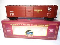 MTH Premier #20-93016 Pennsylvania Double Door 50' Box Car O Scale-New! wth Box!